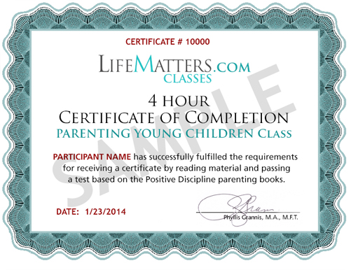 Quick & Easy Court Ordered And Approved Parenting Classes +